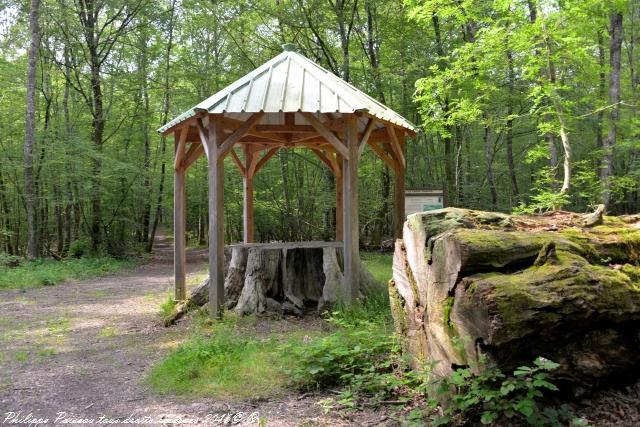 Le tombeau du chêne Babaud un beau patrimoine