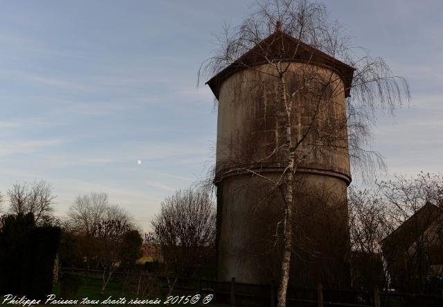 """Château d'eau de """"La Plaine"""" un patrimoine de Giry"""