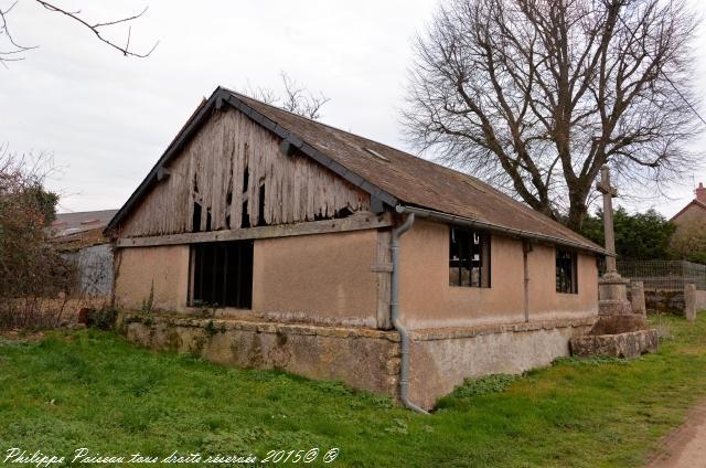 Le lavoir de La Maison Gaulon Nièvre Passion