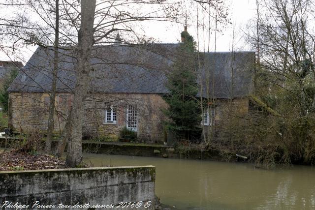 Le moulin du plan d'eau
