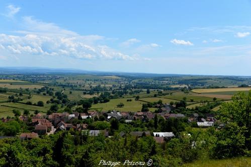 Panorama d'Asnan – Site du Montgué