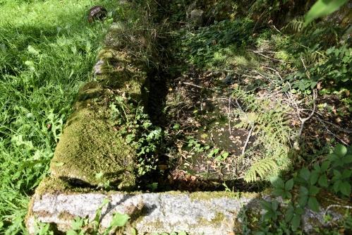 Petit lavoir de Boutenot – Patrimoine vernaculaire