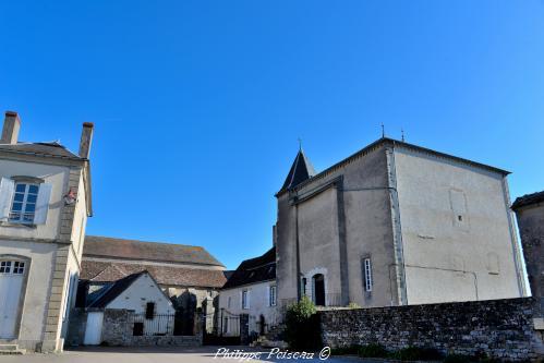 Prieuré de Saint Révérien – Patrimoine architectural