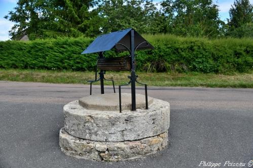 Puits du carrefour Arbourse Nièvre Passion