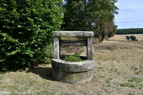 Puits de Bourras la Grange Nièvre Passion