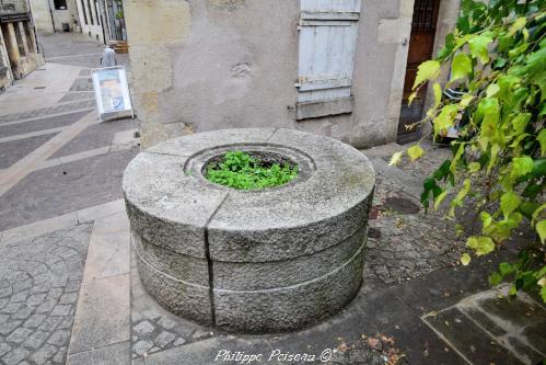 Le puits de Marande – Patrimoine vernaculaire