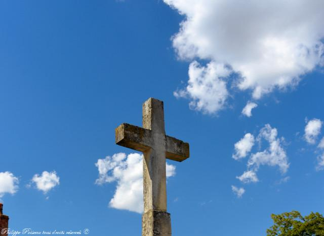 Croix de Saint Laurent l'Abbaye