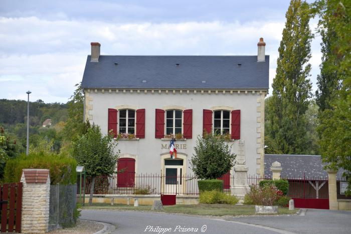 Mairie de Saint Quentin sur Nohain