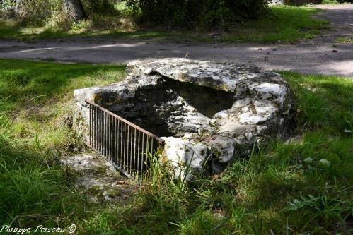 Source du domaine des Fontaines Nièvre Passion