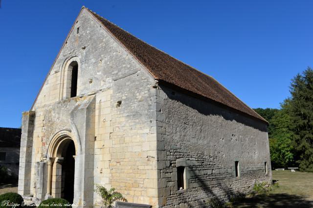 La chapelle de la commanderie de Villemoison remarquable patrimoine