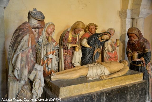 Crypte de la Cathédrale Saint Cyr un remarquable patrimoine