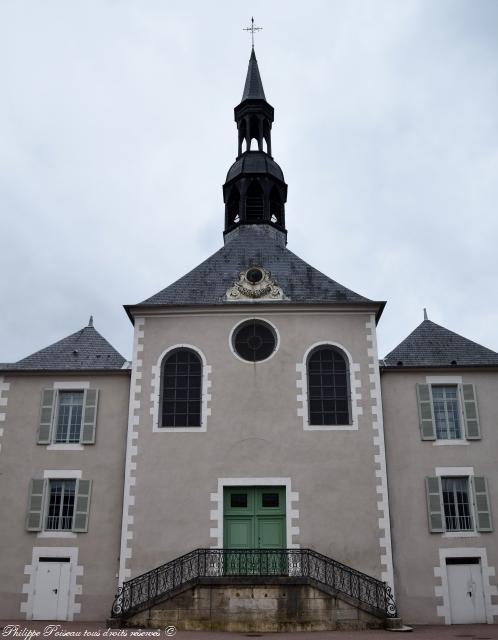 La chapelle Notre Dame de Pitié de Nevers un patrimoine