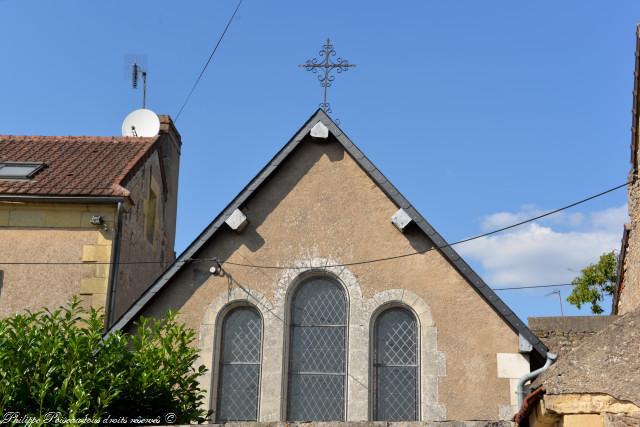 Petite chapelle d'Asnois