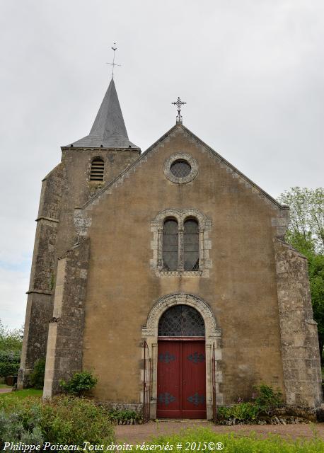 Église d'Authiou – Saint-Sulpice un patrimoine