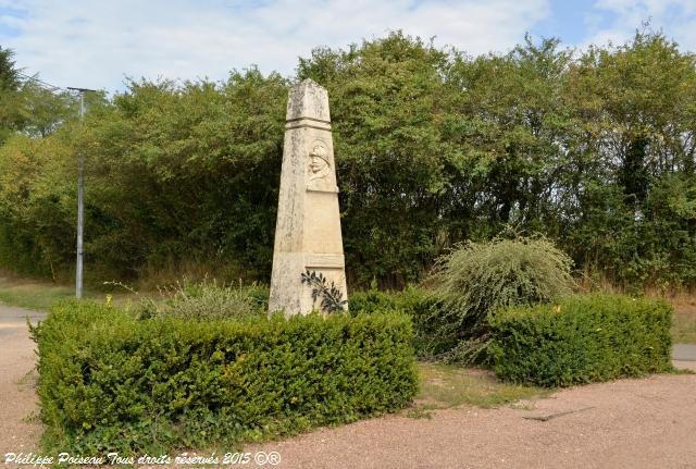Monument aux Morts de Neuville-Bulcy un hommage