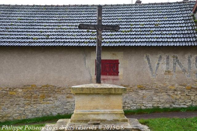 Calvaire de Chevenon Nièvre Passion