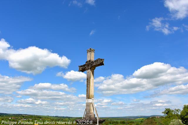 Calvaire de Germenay – Croix monumentale