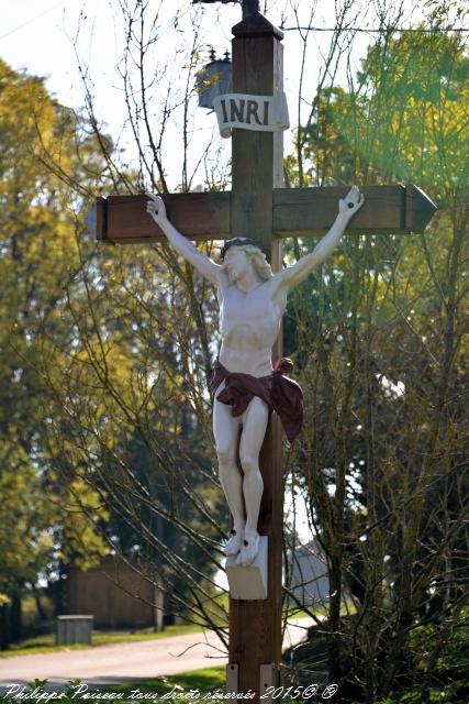 Calvaire d'Anlezy - Crucifix d'Anlezy