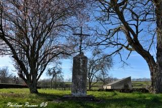 Croix de Chougny Nièvre Passion