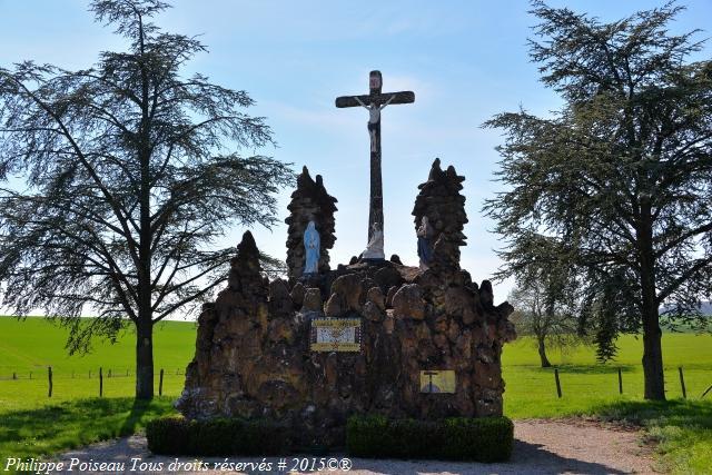 Calvaire de Beaumont Sardolles un patrimoine remarquable