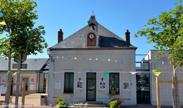 Mairie de Cercy la Tour