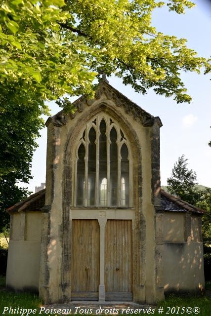 Chapelle de Crest Philippe Poiseau