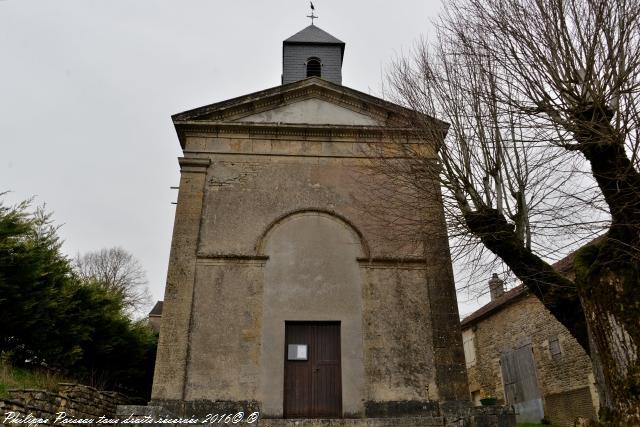 Chapelle de Bonneçon Nièvre Passion