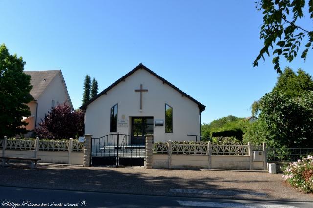 Église Apostolique de Fourchambault Nièvre Passion