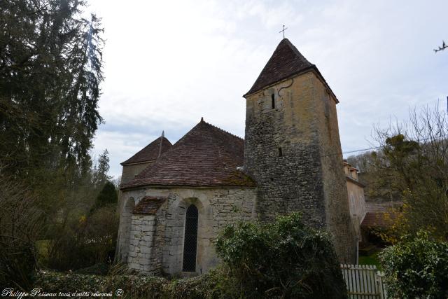 La chapelle de Fontenet Nièvre Passion
