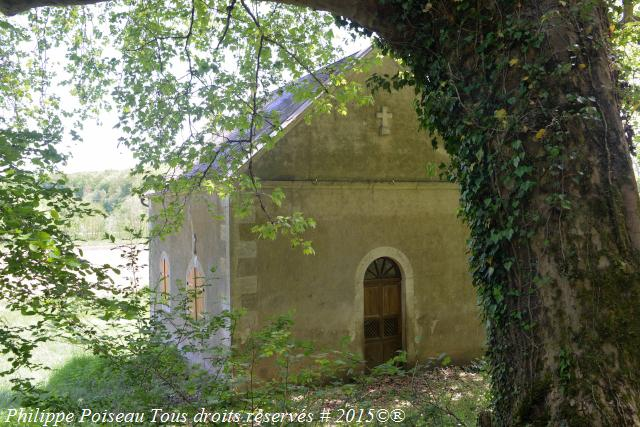 La chapelle de Chasnay