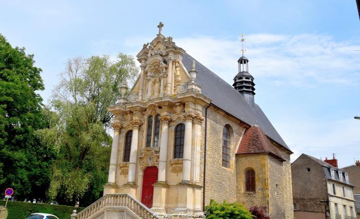Chapelle Sainte-Marie un magnifique patrimoine de Nevers