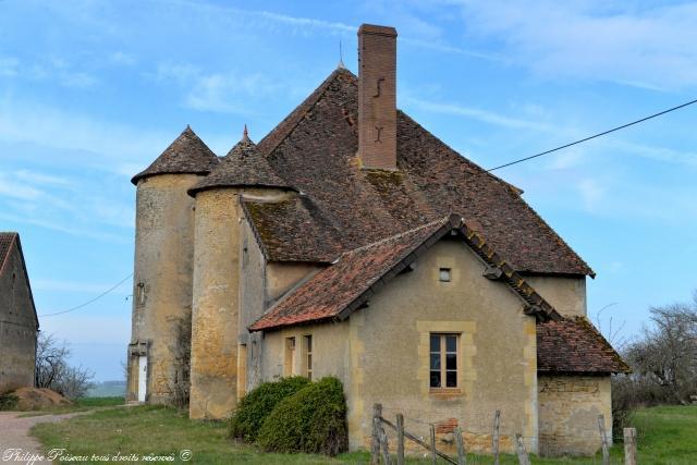 La Maison Forte d'Arcilly un remarquable Château