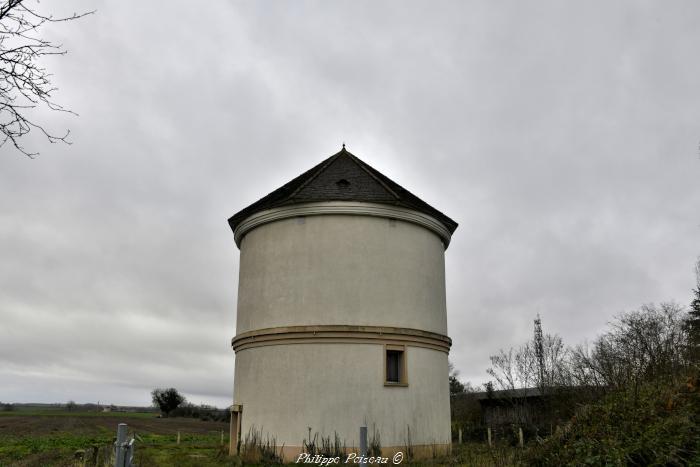 Château d'eau de La Fringale