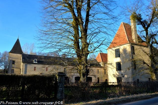 Château de Poussery