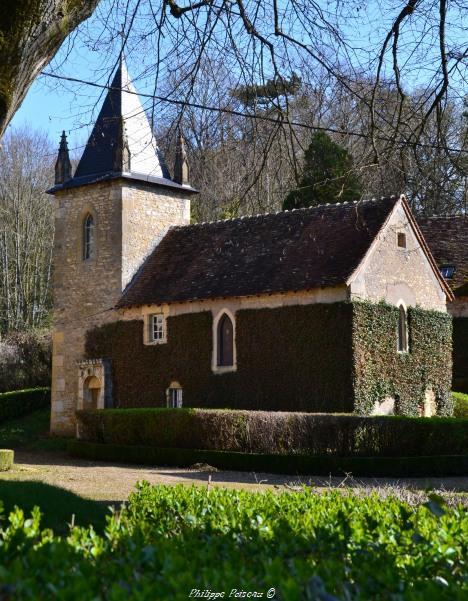 Chapelle du Manoir de Chazeau Nièvre Passion