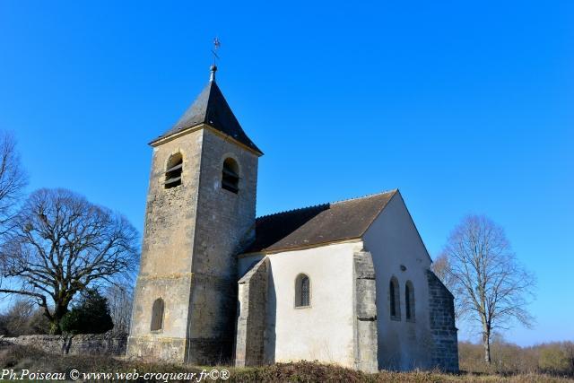 Église de la montagne de Grenois un beau patrimoine