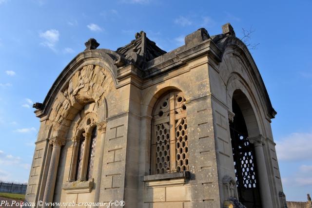Chapelle du cimetière de Ouagne un beau patrimoine funéraire