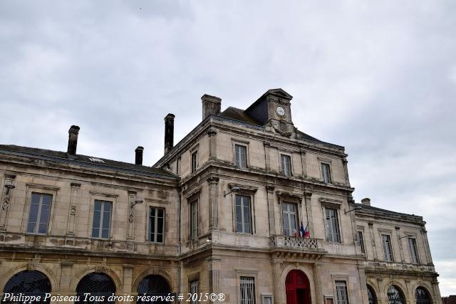 Mairie de Clamecy Nièvre Passion