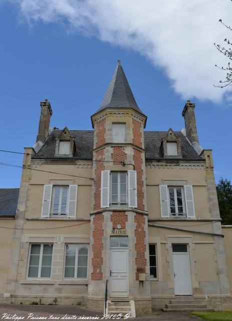 La Mairie de Colmery un patrimoine