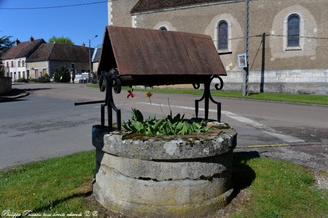 Puits de Couloutre – Patrimoine vernaculaire de Couloutre