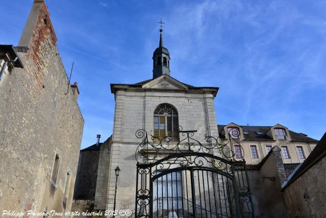 Couvent des visitandines de La Charité un remarquable Hôtel Dieu