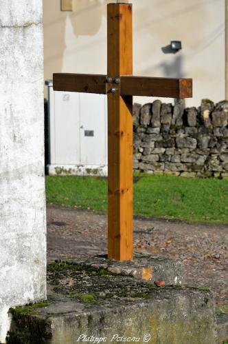La croix de carrefour à Saint Sulpice – Patrimoine