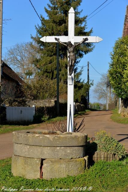 croix de Thouez Nièvre Passion