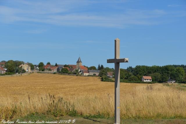La croix de Oulon