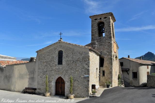 L'église de Saint Sauveur en Diois – Patrimoine