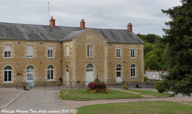 École de Chaulgnes – Patrimoine de la ville de Chaulgnes
