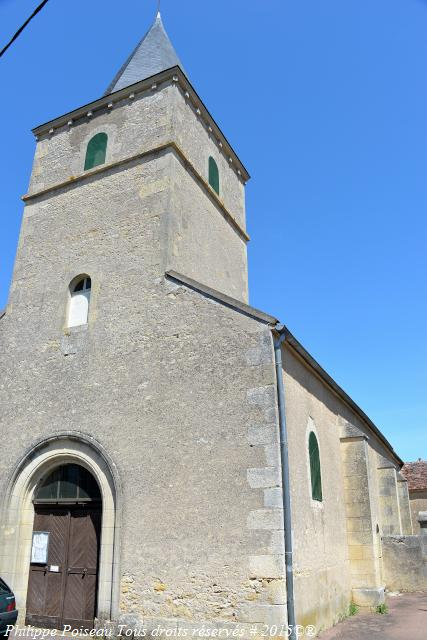 Église de Varennes lès Narcy