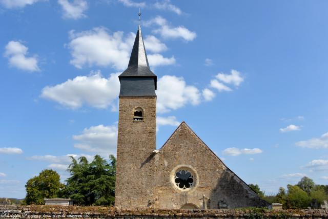 Église d'Asnois