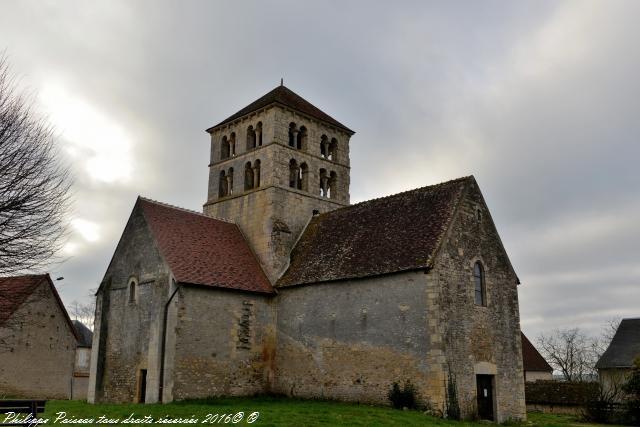 Église de Béard – Église Saint-Laurent remarquable
