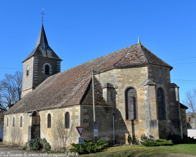 Église de Chevannes Changy